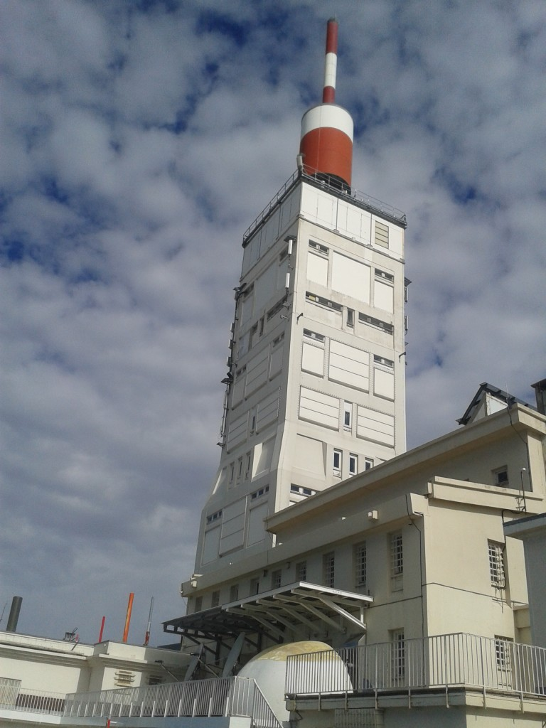 Mont Ventoux observatory