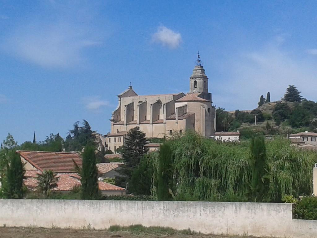 Church in Bédoin